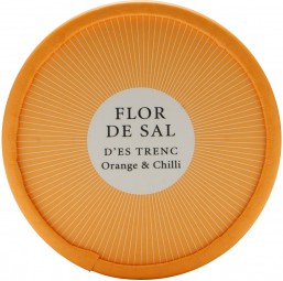 Flor de Sal d'Es Trenc Orange & Chili - Limited Edition