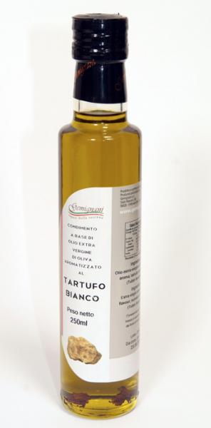 Trüffelöl Tartufo Bianco