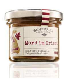 "Senf ""Mord im Orient"""