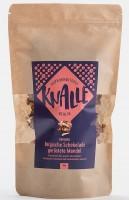 Popcorn Belgische Schokolade geröstete Mandeln