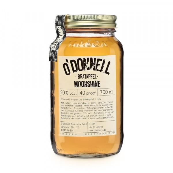"O'Donnell Moonshine ""Bratapfel"" Likör"