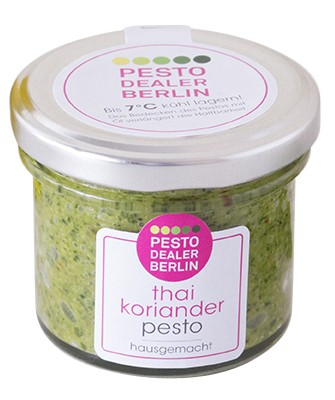 Thai Koriander Pesto