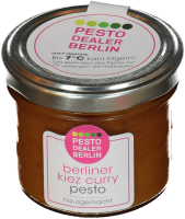 Berliner Kiez Curry Pesto