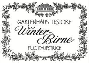 Winter-Birnen Fruchtaufstrich