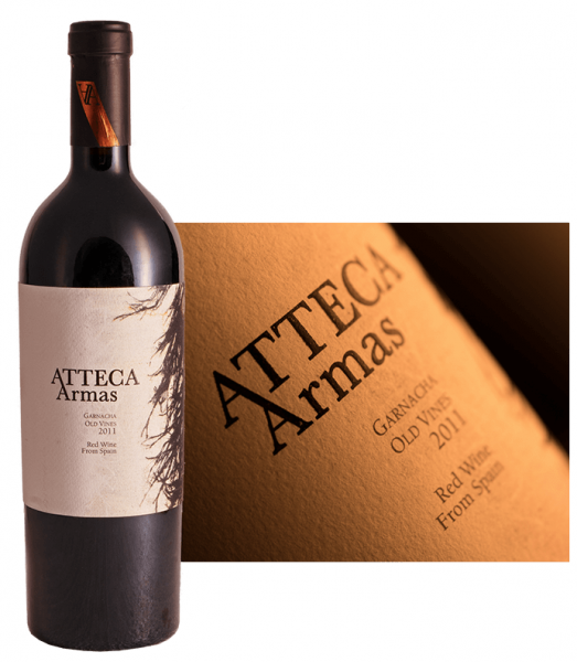 ATECA Armas Rotwein