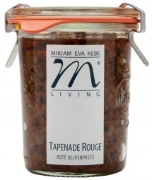 Tapenade Rouge (Rote Olivenpaste)
