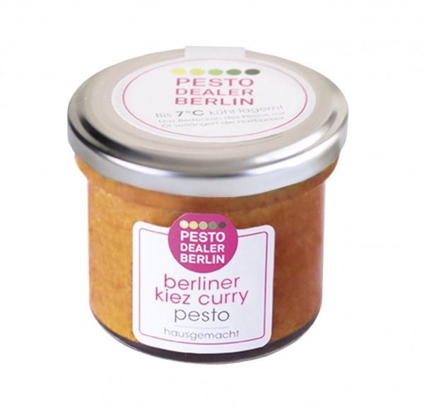 Berliner Kiez Curry Pesto