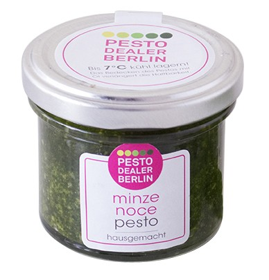 Minze Noce Pesto