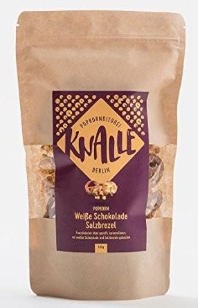 "Popcorn ""Weisse Schokolade Salzbrezel"""