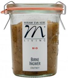 BIO Birnen Ingwer Chutney