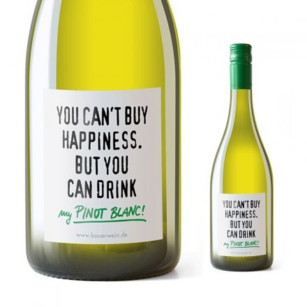 "Pinot Blanc ""Happy"" (Weisswein)"