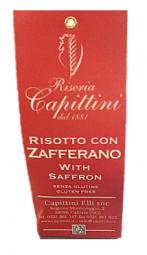 Safran-Risotto