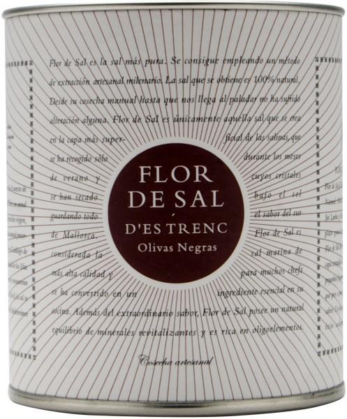 Flor de Sal d'Es Trenc Olivas Negras