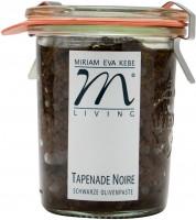 Tapenade Noire (Schwarze Olivenpaste)