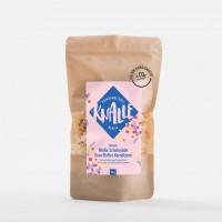 "Popcorn ""Weisse Schokolade Rosa Pfeffer Kornblume"" (limitiert)"