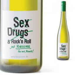 """Riesling """"Sex Drugs & Rock'n Roll"""" (Weisswein)"""