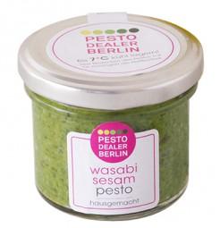 Wasabi Sesam Pesto