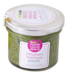 Zitronen Melisse Pesto